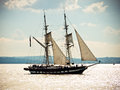 TS Royalist Royalty Free Stock Photos
