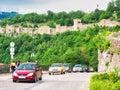 Tsarevets Fortress, Veliko Tarnovo, Bulgaria Royalty Free Stock Photo