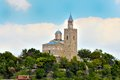 Tsarevets veliko tarnovo bulgaria monument of unesco Royalty Free Stock Photography