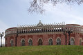 Tsaritsyno, Moscow Royalty Free Stock Photos