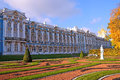 Tsarskoye Selo near St. Petersburg, Russia. Stock Photography