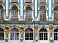 Tsarskoye Selo, Pushkin Royalty Free Stock Image