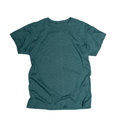 Tshirt template ready for your own graphics Stock Photos
