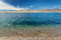Tso moriri lake in himalayas ladakh india tranquil Stock Photos