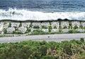 Tsunami Royalty Free Stock Photo