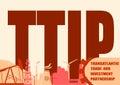 Ttip transatlantic trade and investment partnership europe usa association Stock Images
