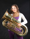 Tuba Stock Photography
