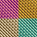 Tube Pattern Royalty Free Stock Photo