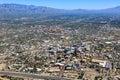 Tucson, Arizona Royalty Free Stock Photo