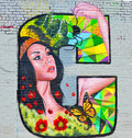 Tucson tag az usa april on wall on april in arizona downtown is the place to experience the culture of the Stock Image