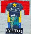 Tucson tag az usa april on wall on april in arizona downtown is the place to experience the culture of the Stock Photography