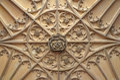 Tudor Ceiling Royalty Free Stock Photo