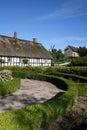 Tudor cottage or farmhouse Royalty Free Stock Images
