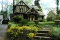 Tudor House Royalty Free Stock Photo