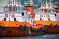 Tugboat Royalty Free Stock Photos