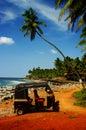 Tuk-tuk beach