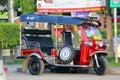 Tuk tuk, Motor tricycle Stock Photos