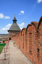 Tula Kremlin Royalty Free Stock Images