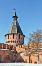 Tula kremlin fortress tula russia monument th century Royalty Free Stock Image