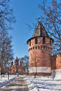 Tula kremlin fortress tula russia monument th century Stock Images