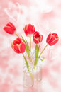Tulipes de source Image stock