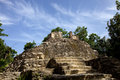Tulum ancient maya city ruins of yucatan mexico Stock Images