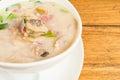 Tum kha kai thai food pic of Royalty Free Stock Photography