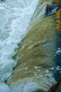 Tumwater Falls Water Curtain 2 Royalty Free Stock Photo