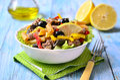 Tuna salad. Royalty Free Stock Photo