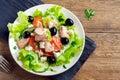 Tuna salad Royalty Free Stock Photo