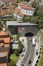 Tunel road