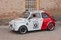 Tuning Fiat 500 Stock Images
