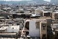 Tunis roofs Royalty Free Stock Photo