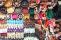 Tunisian Leather Souvenirs Royalty Free Stock Photo