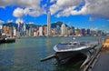Turanor planetsolar yacht Royalty Free Stock Image