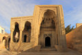 Turbe (Mausoleum) of Shirvanshahs in Baku, Azerbaijan Royalty Free Stock Photo