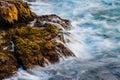 Turbulent Waters Royalty Free Stock Photo