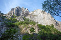 Turda gorges national park in transylvania romania Royalty Free Stock Photo