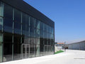 Turin italy march museum of juventus football club in new juventus stadium in turin Stock Image