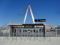 Turin italy march new juventus stadium turin Royalty Free Stock Photos