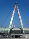 Turin italy march new juventus stadium turin Stock Image