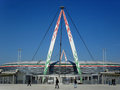 Turin italy march new juventus stadium turin Stock Photography