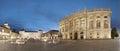 Turin, Piazza Castello, Italy Stock Image