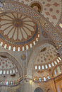 Turkey. Istanbul. Blue Mosque ( Sultanahmet Cami ) Royalty Free Stock Photography