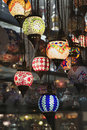 Turkey, Istanbul, Grand Bazaar Royalty Free Stock Photos