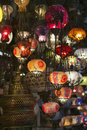 Turkey, Istanbul, Grand Bazaar Royalty Free Stock Images