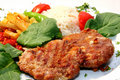 Turkish риса meatballs Стоковые Фотографии RF