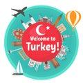 Turkish attraction.
