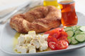 Turkish breakfast Royalty Free Stock Photography