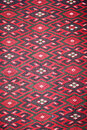 Turkish carpet pattern Royalty Free Stock Photo